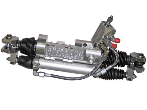 Appleton Rack And Pinion 301 moved permanently