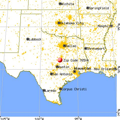 temple texas map 76504 zip code temple texas profile homes apartments schools population income