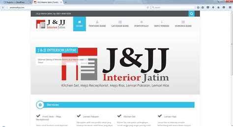 Pakan Walet Royal j jj interior jatim an media corp jember jasa website