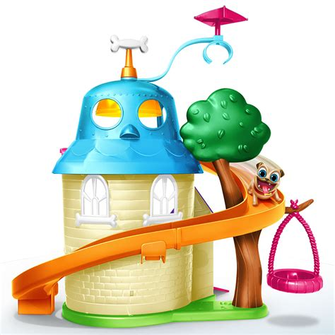 puppy pals house just play puppy pals house playset multicolor toys