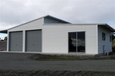 Skillion Roof Sheds by Skillion Roof Sheds And Garages Ranbuild