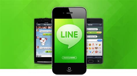 line for android line messenger for android and iphone updated now offers calls albums and more new