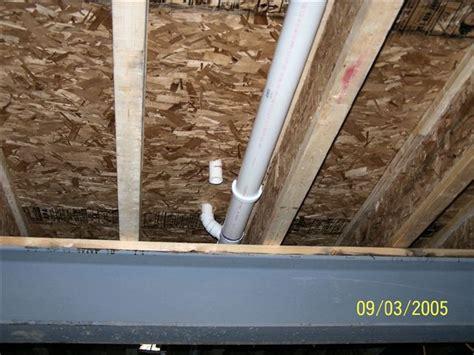 basement venting basement bathroom venting