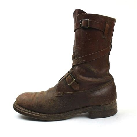 tanker boots ww2 images
