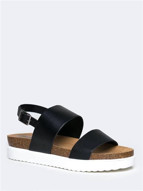 Slingback Platform Sandals slingback platform sandal zooshoo flatforms