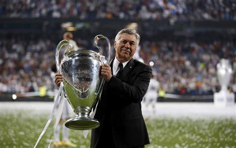 Waterproof Carlo Ancelotti Real Madrid Uefa uefa confirm kiev will host 2018 chions league squawka football
