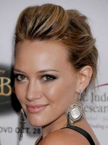 hair with poof on top 9 hottest holiday hairstyles styes at life
