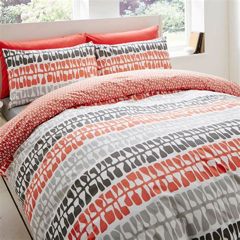 Unique Quilt Covers by Unique Lotta Jansdotter Follie Duvet Cover Bedding Set