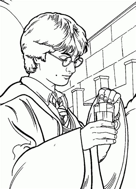 best harry potter coloring pages free printable harry potter coloring pages for kids