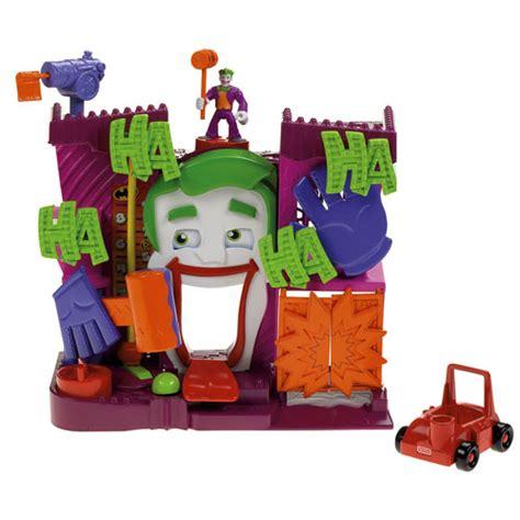 joker s fun house object moved