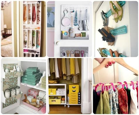 Cheap Closet Organizing Ideas by Pink Small Closet Organization Ideas For
