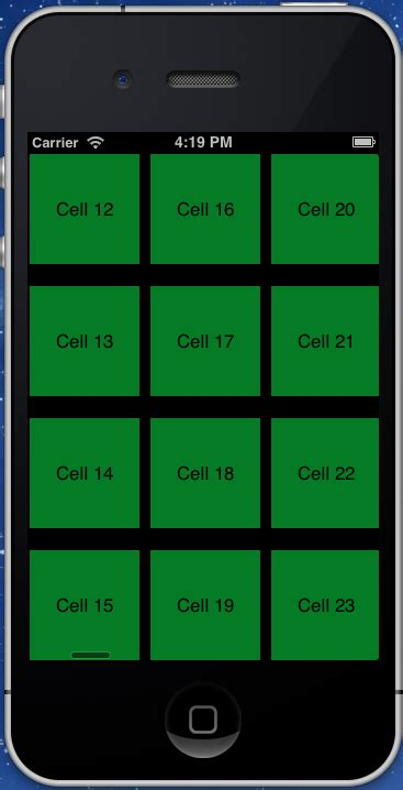 html pattern ios icoding uicollection view in ios 6 tutorial