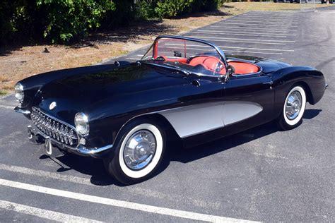 1956 chevrolet corvette 1956 chevrolet corvette 265 225 convertible 198370