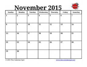 november 2014 blank calendar template 8 best images of november 2015 calendar printable october