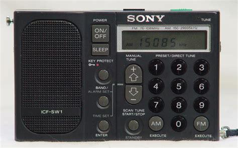 sony icf sw icf sw sony iocfsws icfswe radio