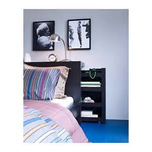 Malm Headboard Shelf by Carrie Bradshaw Miss Espresso Small Homes
