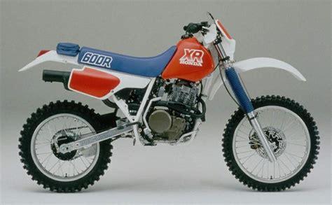honda cr 600 dirt bike magazine honda xr600r bring it back