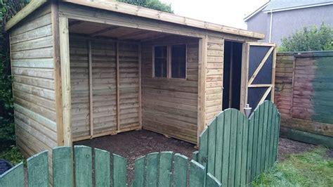 bespoke designed sheds shauns sheds