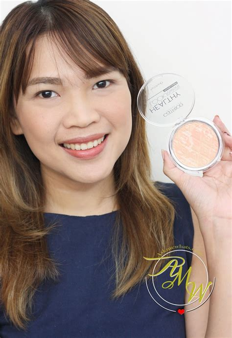 Ekslusive Catrice Healthy Look Mattifying Powder 010 Luminous Light askmewhats top philippines skincare