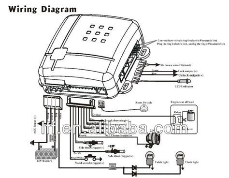 wiring diagram for compustar alarm wiring wiring diagram