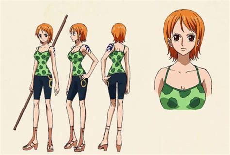 nami special kokaishi no namida to nakama no kizuna character design one