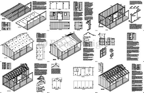 Free 8x12 Shed Plans by Shed Plans Vipfree Shed Plans 8 X 12 Build A Shed In A