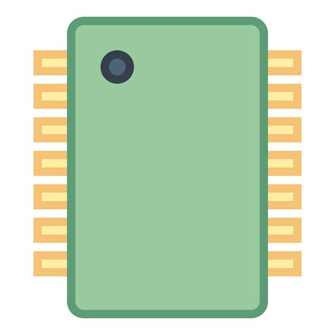 integrated circuit icon integrated circuit icon free at icons8