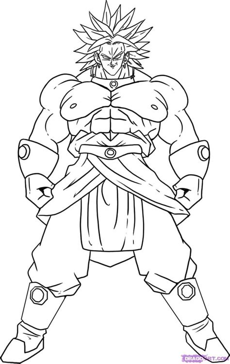 dragonball z coloring pages az coloring pages