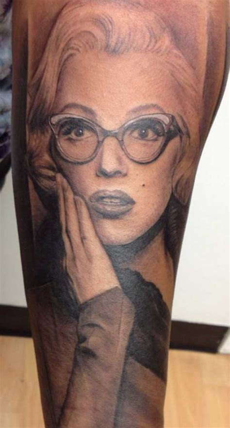tattoo marilyn monroe fail 45 iconic marilyn monroe tattoos that will leave you in