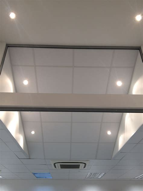Ceiling Suspended Suspended Ceiling Elite Partitions Interiors