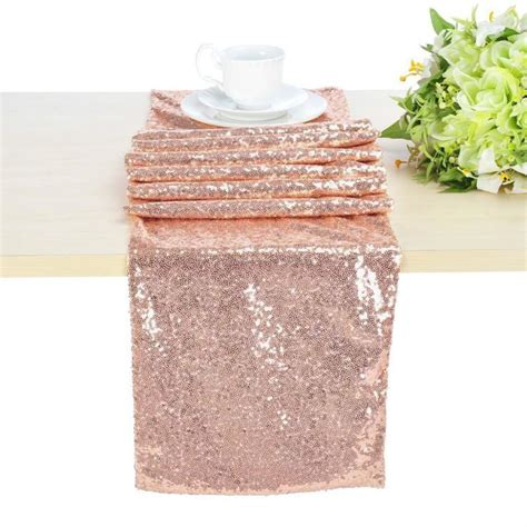 cheap sequin table runners set of 5 gold sequin table runners tablecloth