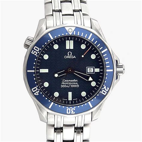 Omega Seamaster Pro omega 2541 80 seamaster pro quot bond quot size quartz smp