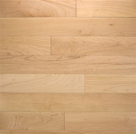 "3/4"" x 4"" Somerset Prefinished Natural Maple Hardwood Floor"