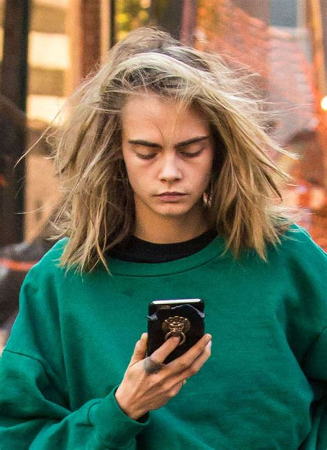 Cara Cara cara delevingne out and about in new york 10 10 2016