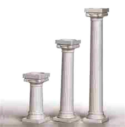 Grecian Columns Wilton Grecian Pillars