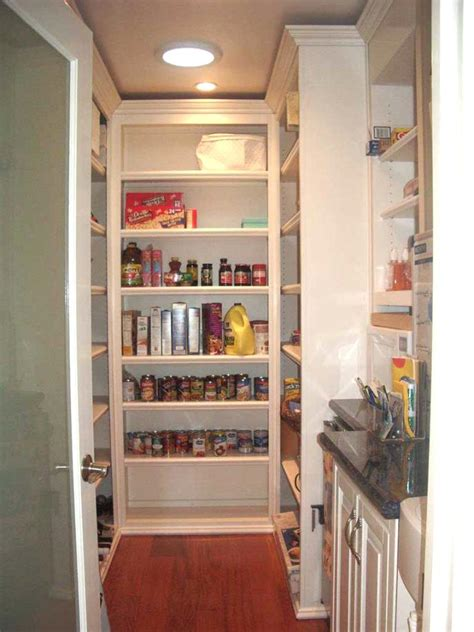 Create A Pantry by Built In Pantry Cabinets For Kitchen With Cabinet How To
