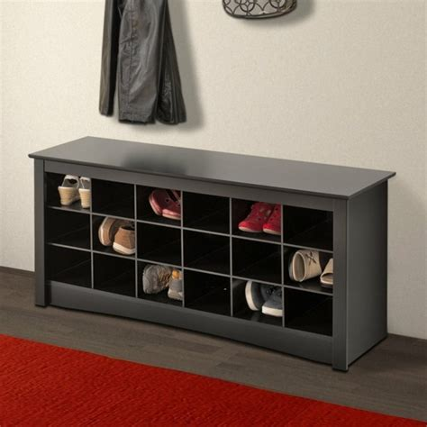 practical shoe storage shoe bench a practical of furniture for the