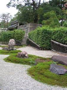 Kyoto Rock Garden Pictures Of Japan