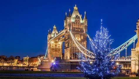 Christmas Trees Decorations Ideas 33 Beautiful Photos Of Christmas In London England