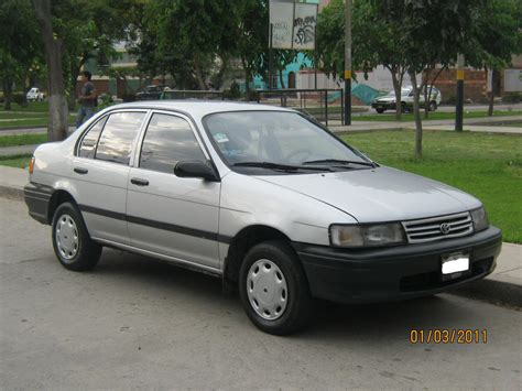 1992 Toyota Fuel Toyota Tercel 1992 Nacional Mecanico Dual Gas Gasolina Glp