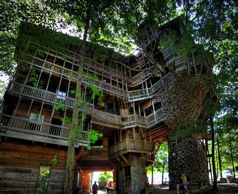 biggest house ever biggest tree house in the world i like to waste my time
