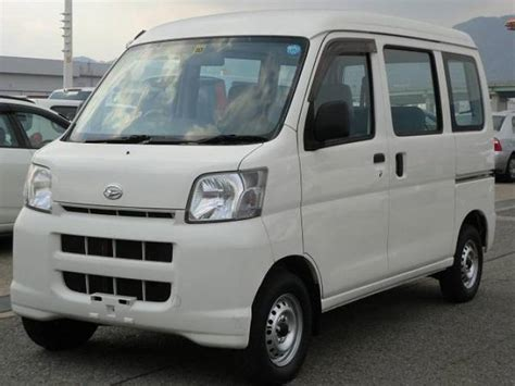 daihatsu vans new daihatsu hijet for sale car interior design