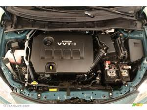 Toyota 1 Litre Engine 2009 Toyota Corolla Le 1 8 Liter Dohc 16 Valve Vvt I