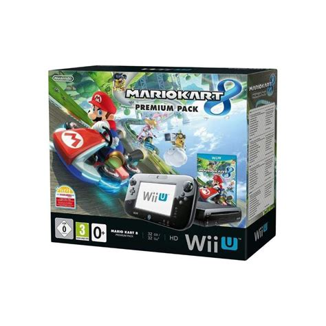 console wii achat console wiiu premium mario kart 8 pal occasion