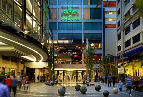 The Gardens Mall Stores by Igb Corporation Berhad