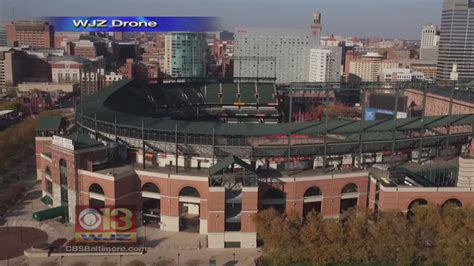 105 7 the fan baltimore oriole park at camden yards gets a facelift 171 cbs baltimore