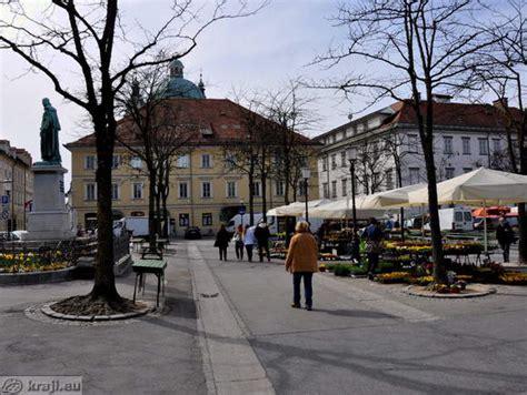 valentin vodnikov ljubljana vodnikov trg vodnik square photos