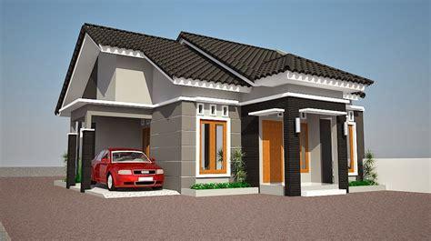 desain rumah satu atap 10 model atap rumah minimalis modern terbaru 2016