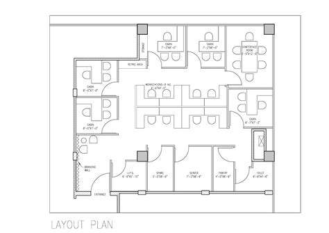 office layout planner office space in dlf corporate park prithvi estates