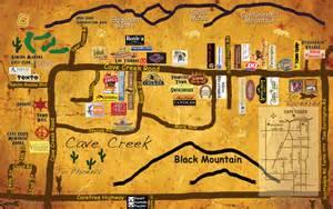 cave creek arizona map cave creek arizona map